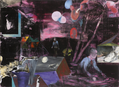 Výtvarná dílna pro dospělé aseniory: Exprese aakvarelová malba IaII / kvýstavě No Art Today?