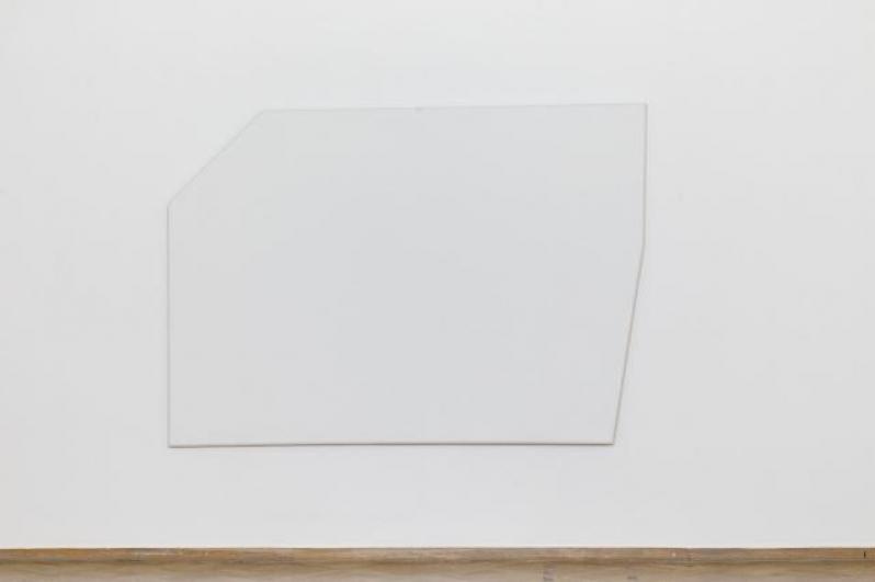 Milan Salák, 360°, 2012, akryl na plátně, 173×244 cm