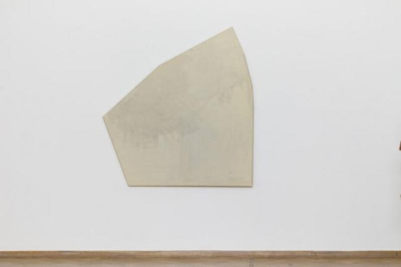 Milan Salák, Mystic2, 2012, akryl na plátně, 177×170 cm