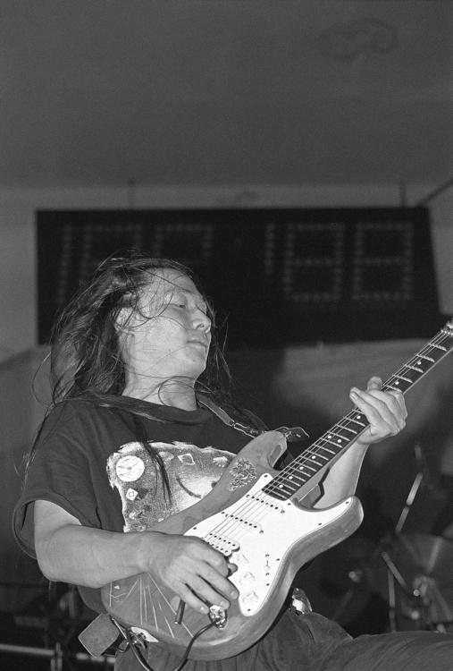 Xiao Quan, Guitarist of the Tang Dynasty, 1993, Xinjiang