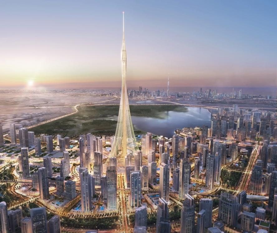 Dubai Observation Tower, © Emaar Properties