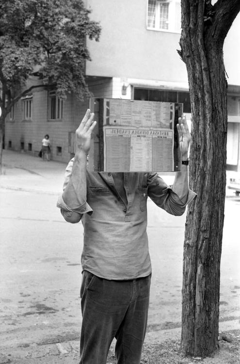 Vladimír Ambroz, Shapes, 1979. Foto Marie Kratochvílová