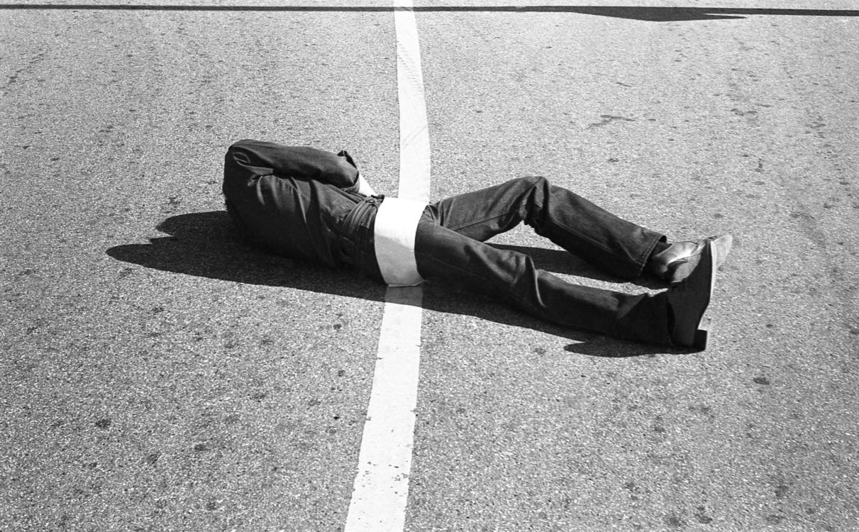 Vladimír Ambroz, Highway, 1978. Foto Marie Kratochvílová