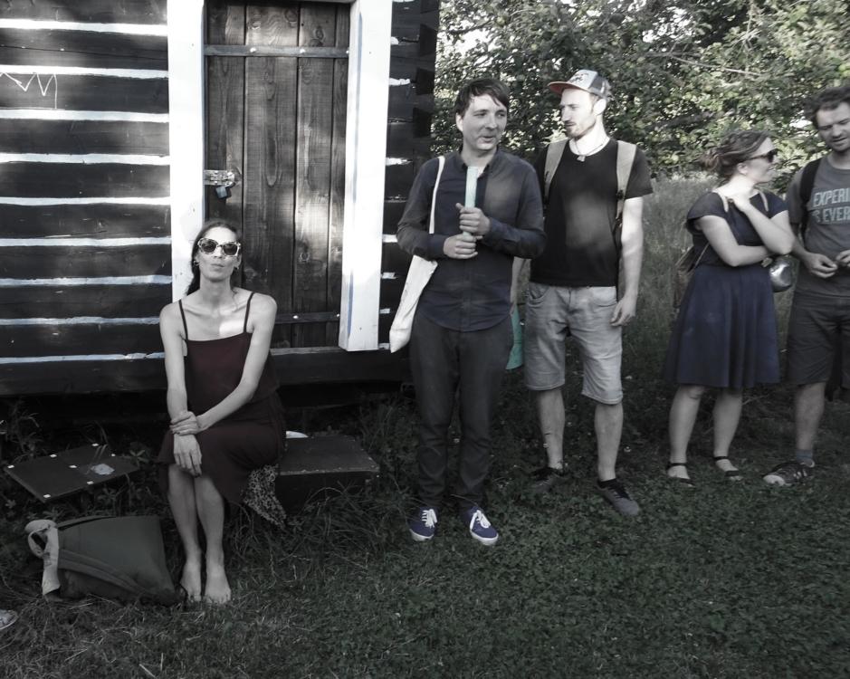 Michal Kindernay, Barbora Chmelová and Tomáš Vendl: Silent Labyrinth