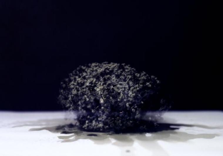 Evžen Šimera, z cyklu Oxid Oxid, 180×130 cm