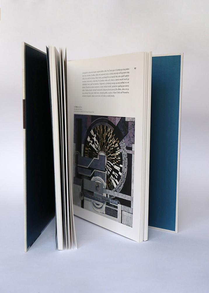Monografie Františka Kupky