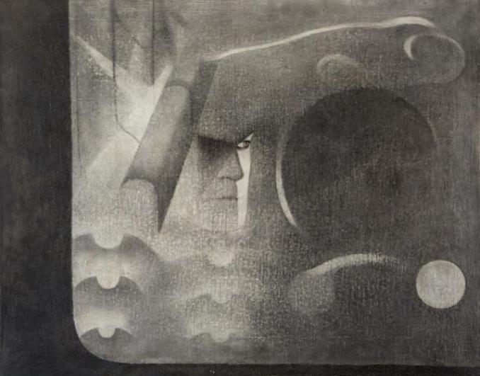 Vlasta Vostřebalová Fischerová, Kino I (počátek 30. let), soukromá sbírka