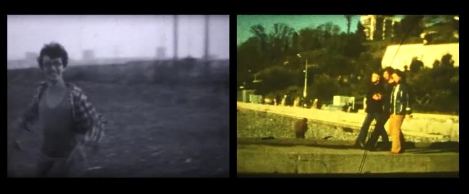 Vladimír Havlík, Racek a Socha svobody, 1980, film 8 mm