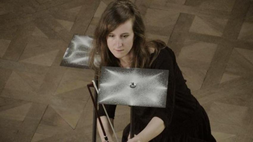 intervence_1 Jan Pfeiffer: Okázalá abstrakce, Colloredo-Mansfeldský palác, 2014