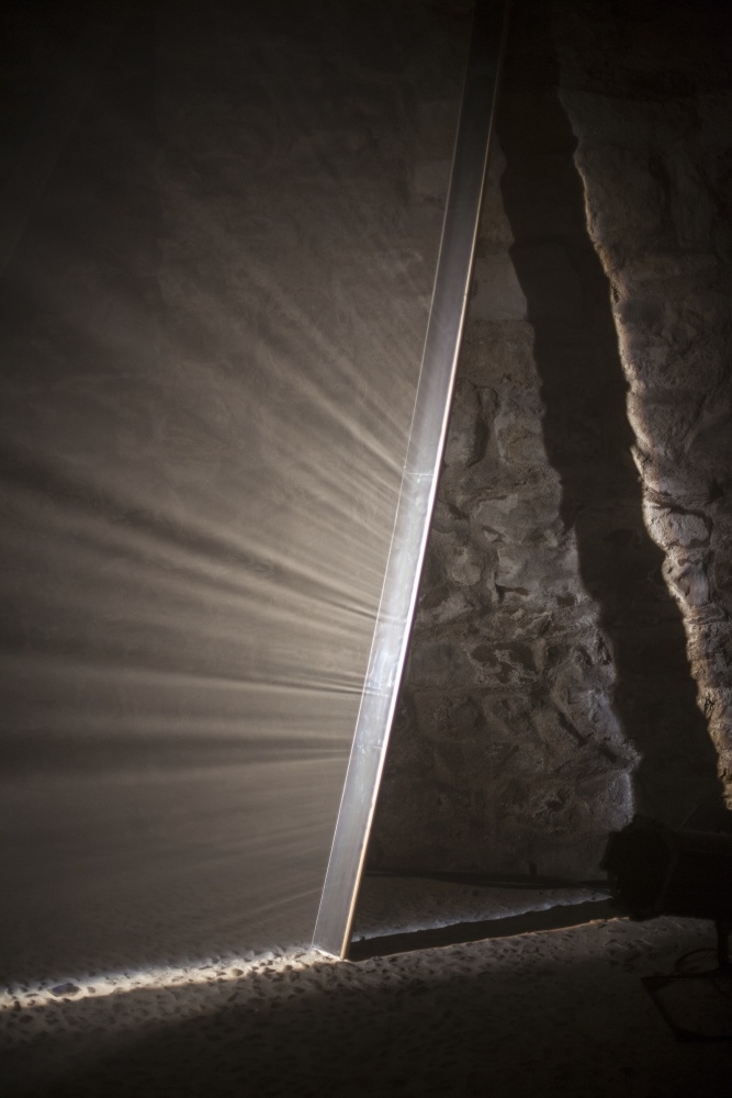 Unfinished System, Light Underground. Foto Radek Brousil