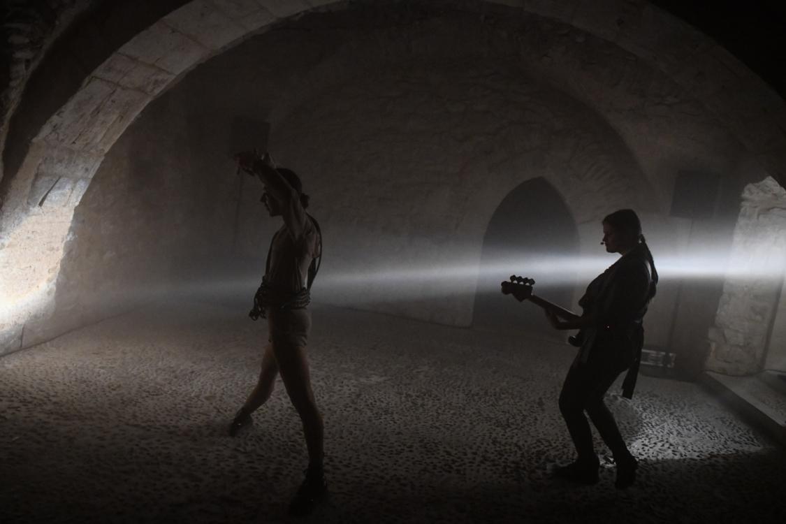 Pod Prahy, Light Underground. Foto Michal Hančovský