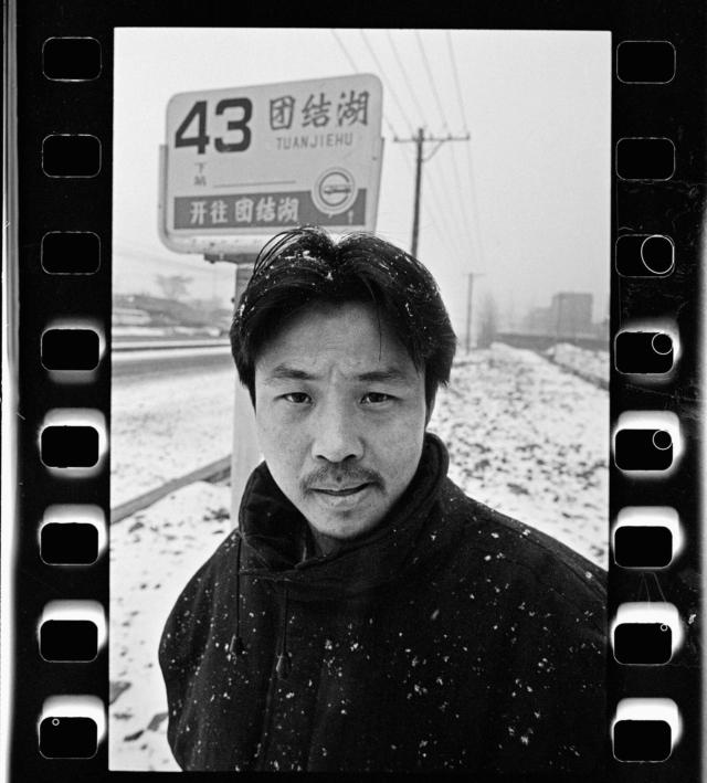 Režisér Čang I-mou tak trochu připomíná válečníka z terakotové armády. (Su-čou), autor Xiao Quan