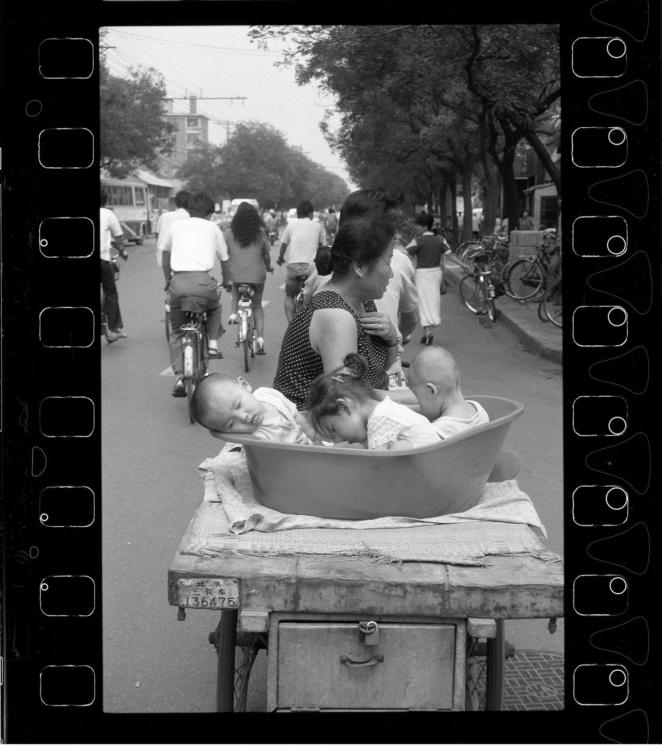 O čem se těm dětem asi zdá? (Peking), autor Xiao Quan