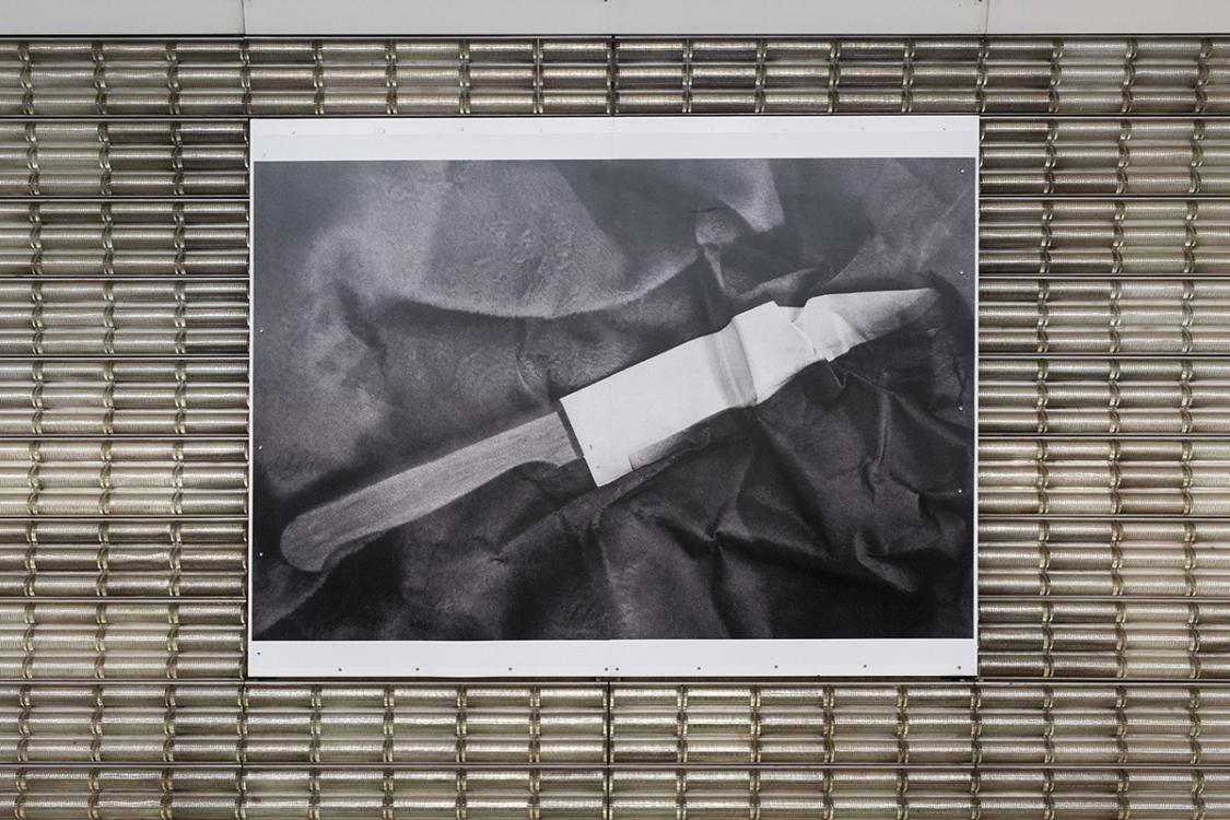 Lucia Sceranková, Knife, 2013