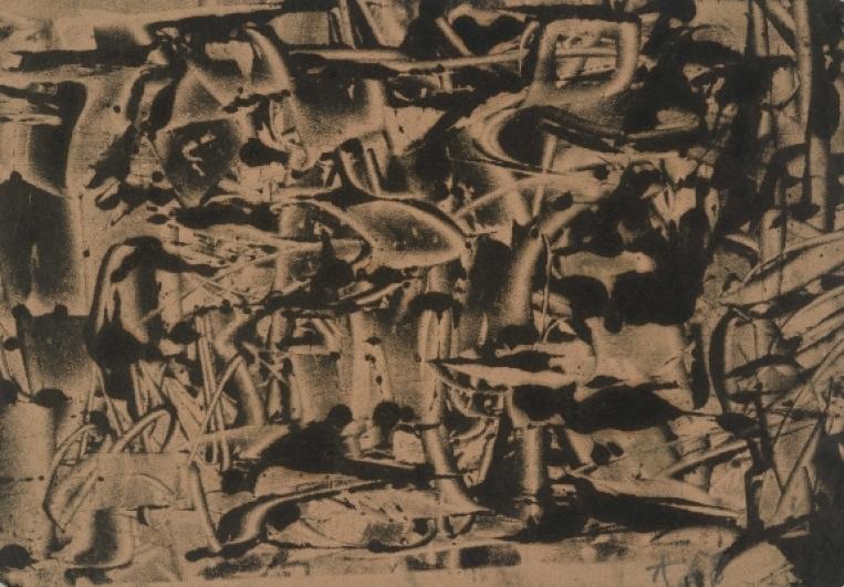 Jan Koblasa, Babylon, 1958