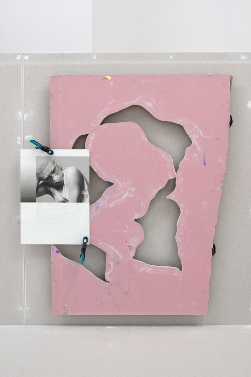 Jiří Thýn, from Shape, Work and Two Fat Bellies series, 2019