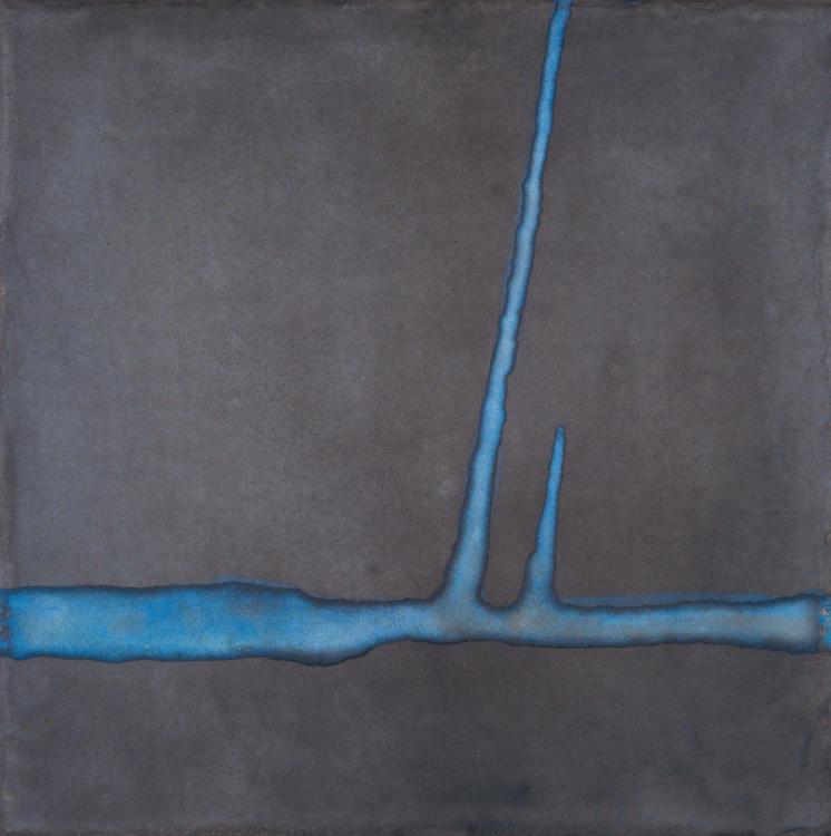 Jan Jedlička, Maremma, grigio-blu I, 2004