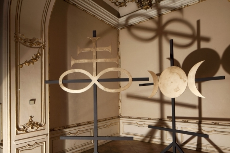 Anežka Hošková, Lucifer's The Light of The World, Colloredo-Mansfeldský palác, 2015. Foto Tomáš Souček