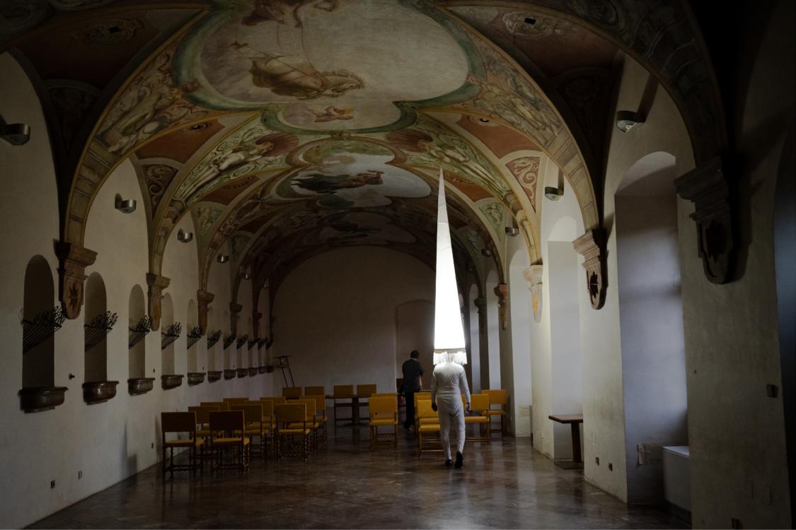 Fooling around Troja Château: Ondřej Smeykal, Petr Nikl, 2020