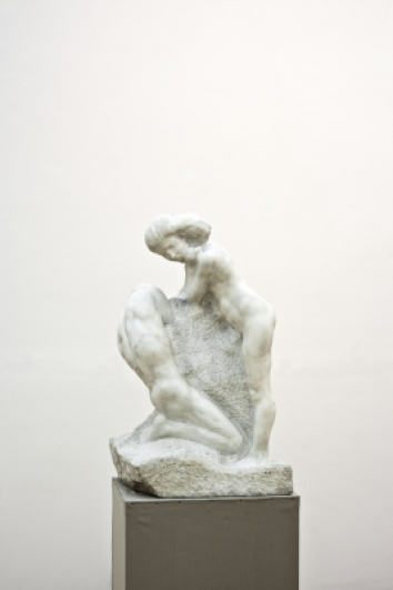 Bohumil Kafka, Věčné drama, 1905–1906, Galerie hlavního města Prahy