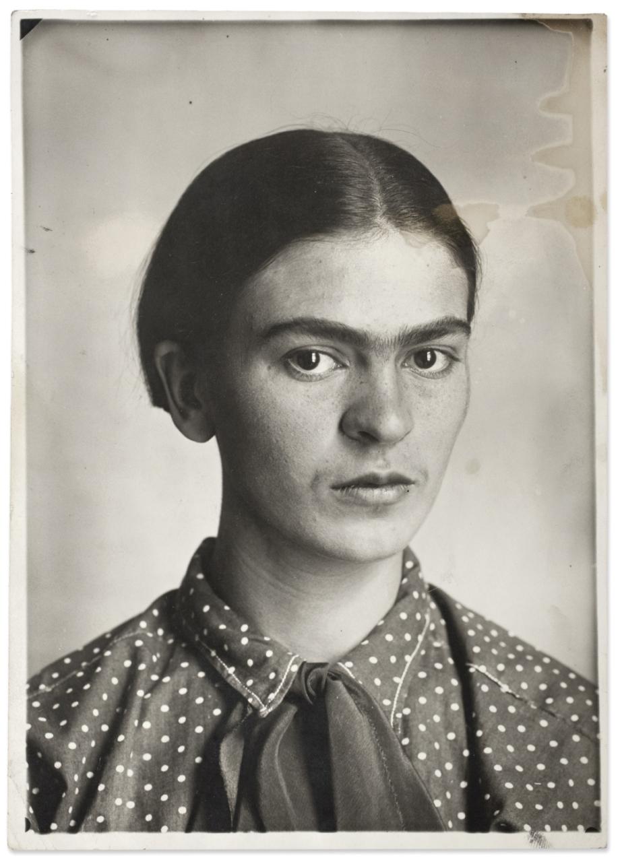 Frida Kahlo, Guillermo Kahlo, kolem roku 1926. © Muzeum Fridy Kahlo