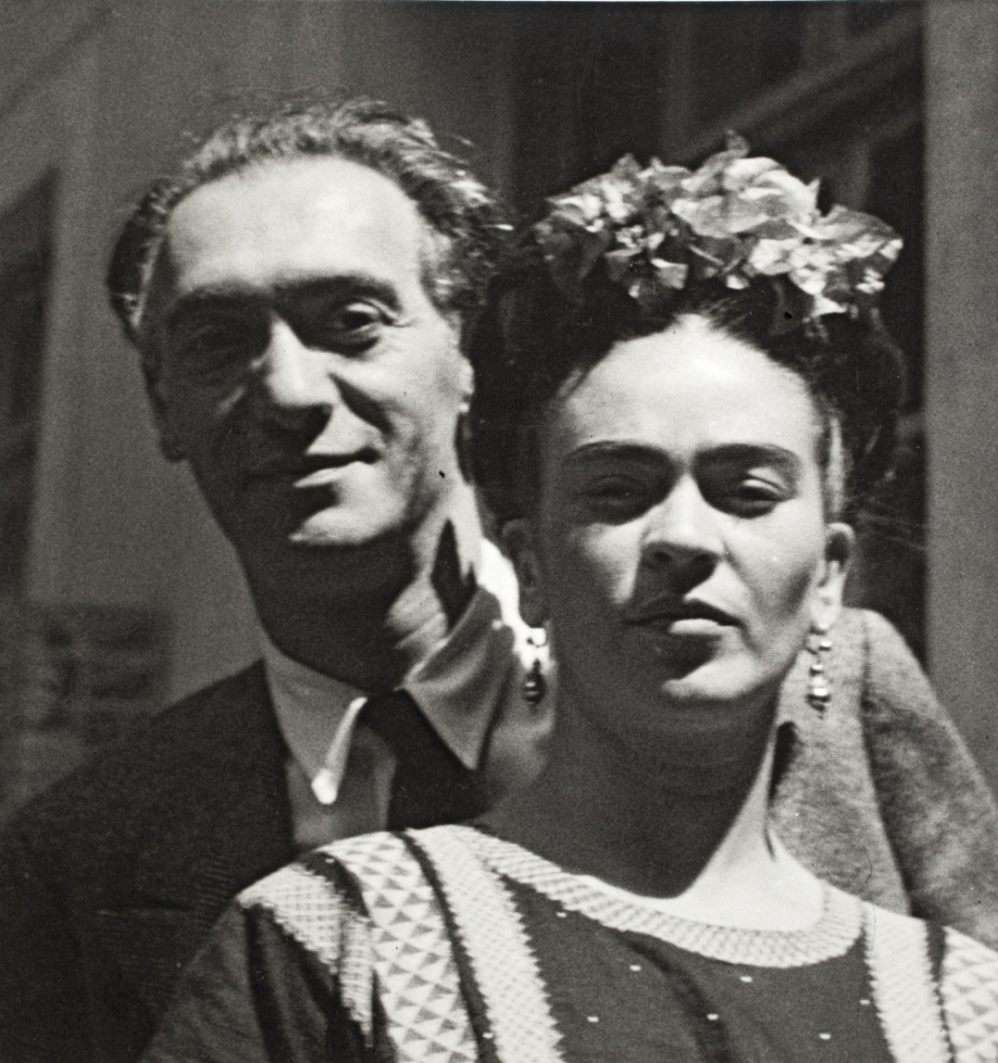Nickolas Muray a Frida Kahlo, Nickolas Muray, 1939. © Muzeum Fridy Kahlo
