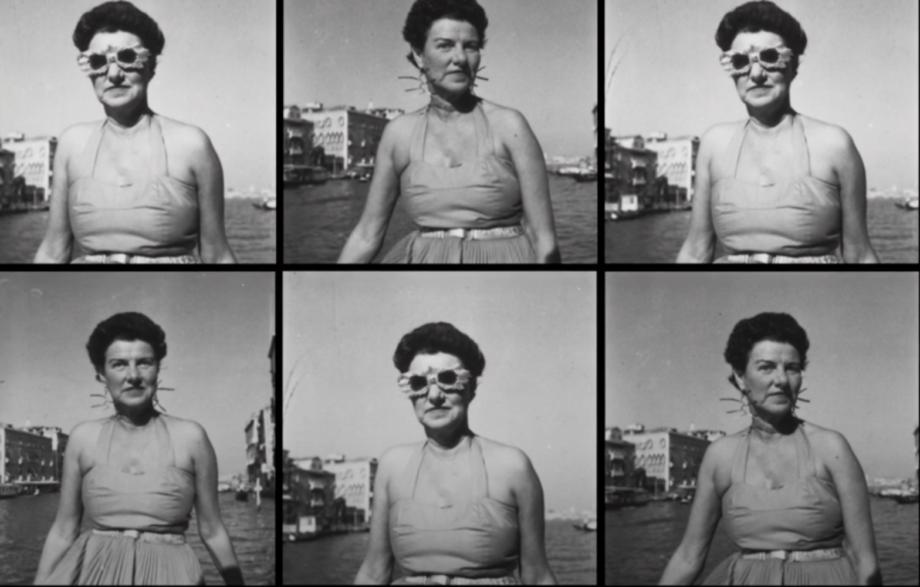 obraz z filmu Peggy Guggenheim – Posedlnost umění, režie Lisa Immordino Vreeland, 2015