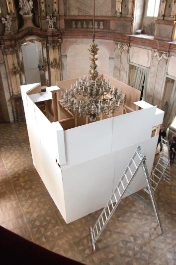 Anamnéza pozorovatele, Colloredo-Mansfeldský palác, 2017