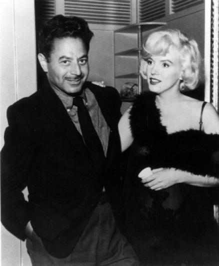 Sam Shaw a Marilyn Monroe. © Sam Shaw Inc.