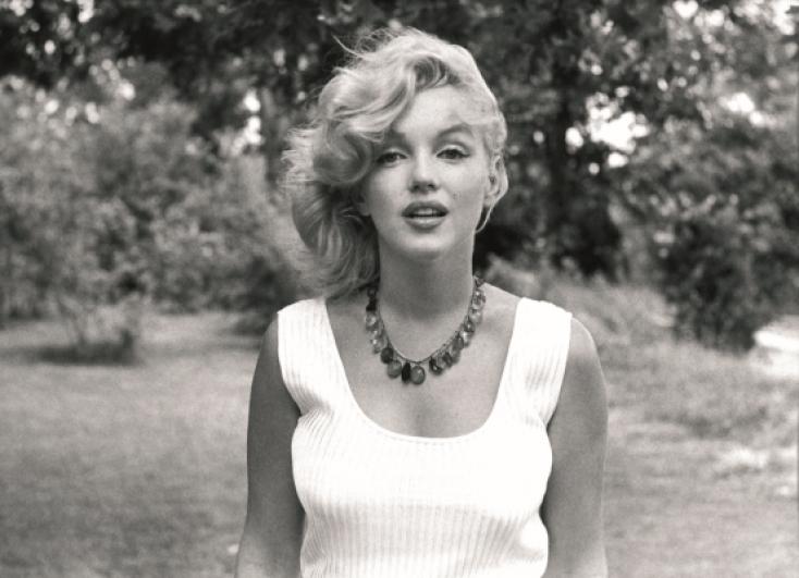 Marilyn Monroe, Amangansett, New York 1957. © Sam Shaw Inc.