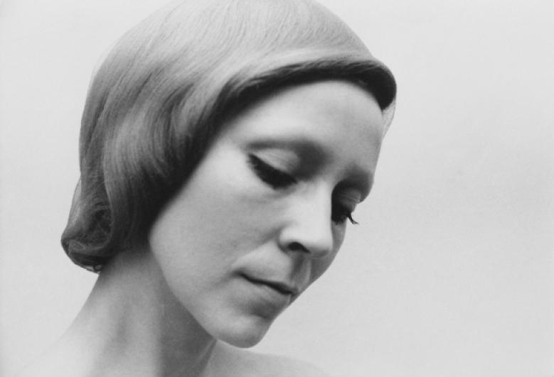 Milota Havránková, from the series Veil, (1980)