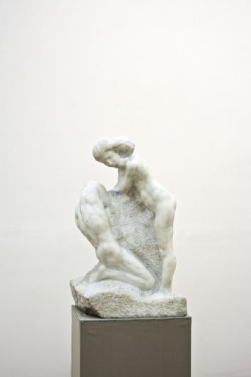 Bohumil Kafka, The Eternal Drama, 1905–1906, Prague City Gallery