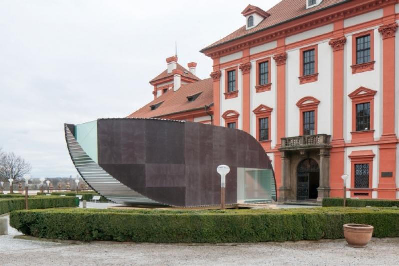 Jiří Příhoda, c-ARK, (Collector's ARK), 2013–2016, Troja Château, 2016. Photo by Tomáš Souček