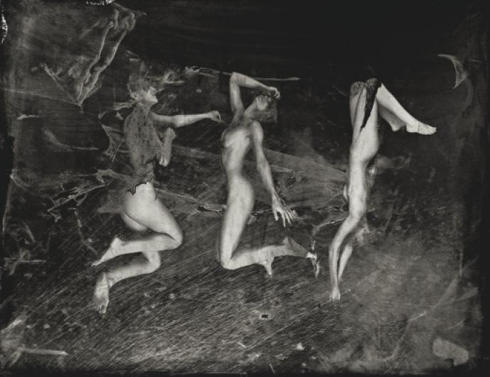 Vladimír Židlický, Levitation, 1996