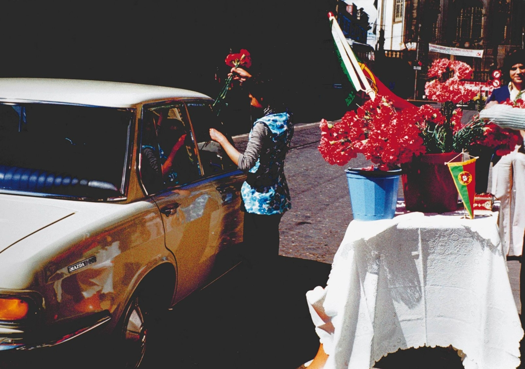 Porto, 25. dubna 1975, den voleb. Zdroj: Petr Morávek