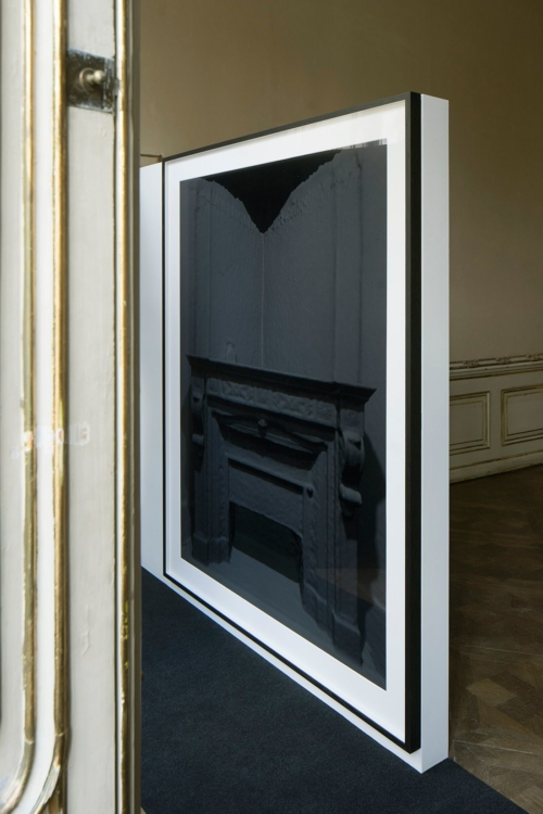 pohled do výstavy Lukáš Machalický: Hodina eklektismu, Colloredo-Mansfeldský palác, piano nobile, 2019. Foto Tomáš Souček