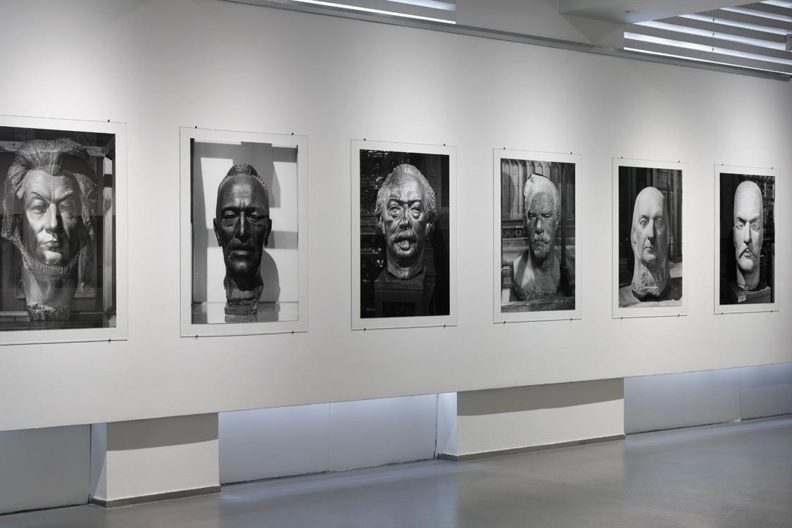 pohled do výstavy J/P/K Jasanský Polák Karny, Dům fotografie, 2019. Foto Martin Polák