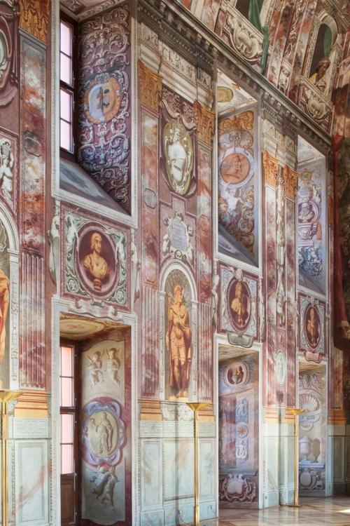Zámek Troja – interiér. Foto Tomáš Souček
