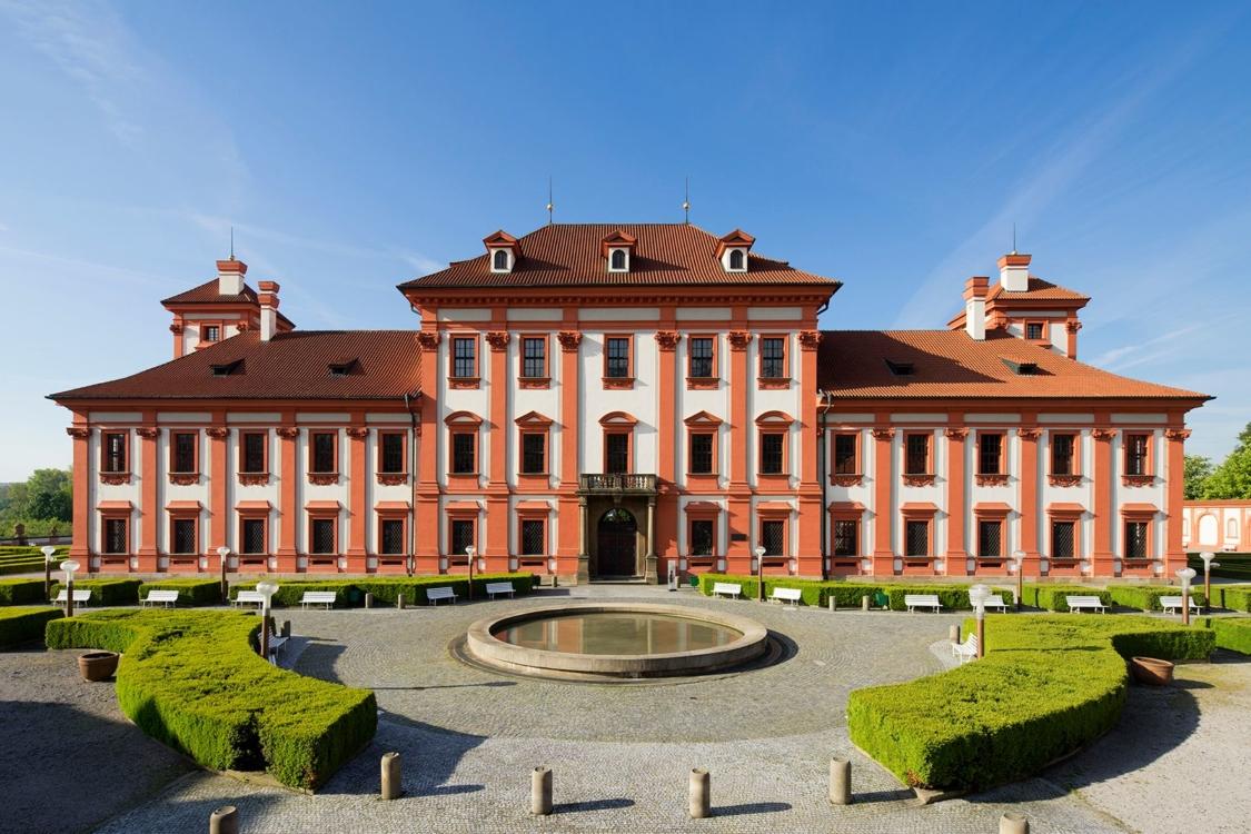Zámek Troja. Foto Tomáš Souček
