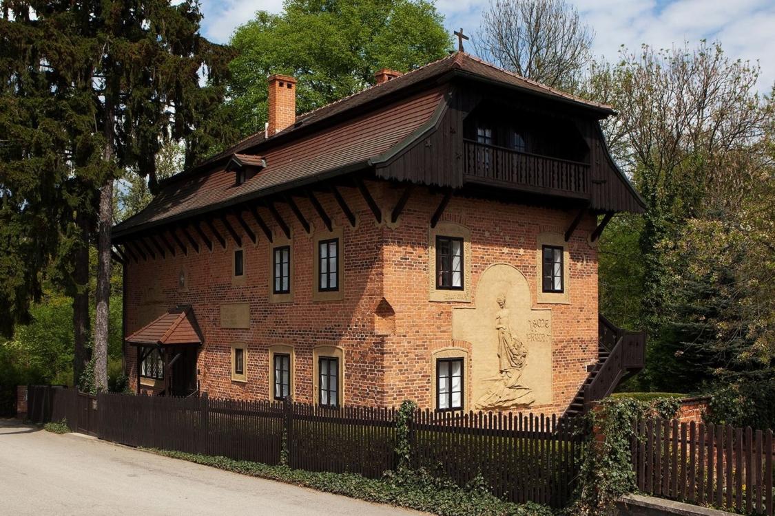 František Bílek House in Chýnov. Photo by Oto Palán
