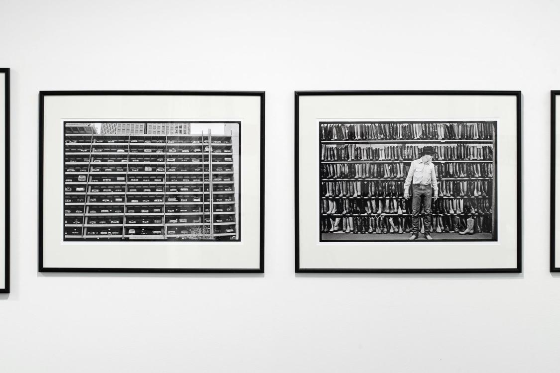Jiří Hanke: Fotografie 1973–2018, Dům fotografie, 2019. Foto Tomáš Souček