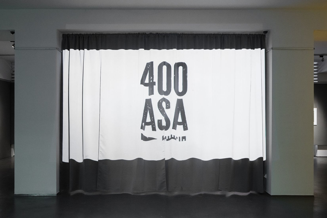 view to 400 ASA: Simply Documentary... exhibition, House of Photography, 2020. Photo by Tomáš Souček