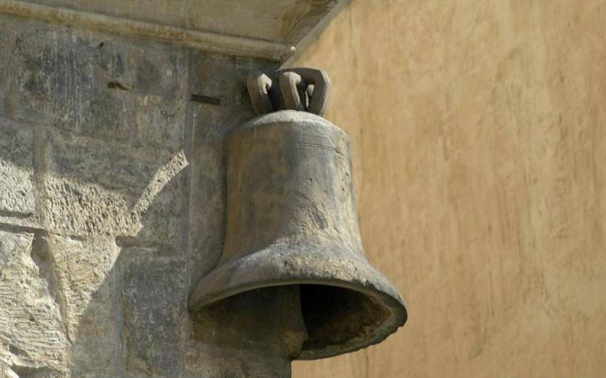 detail fasády Domu U Kamenného zvonu