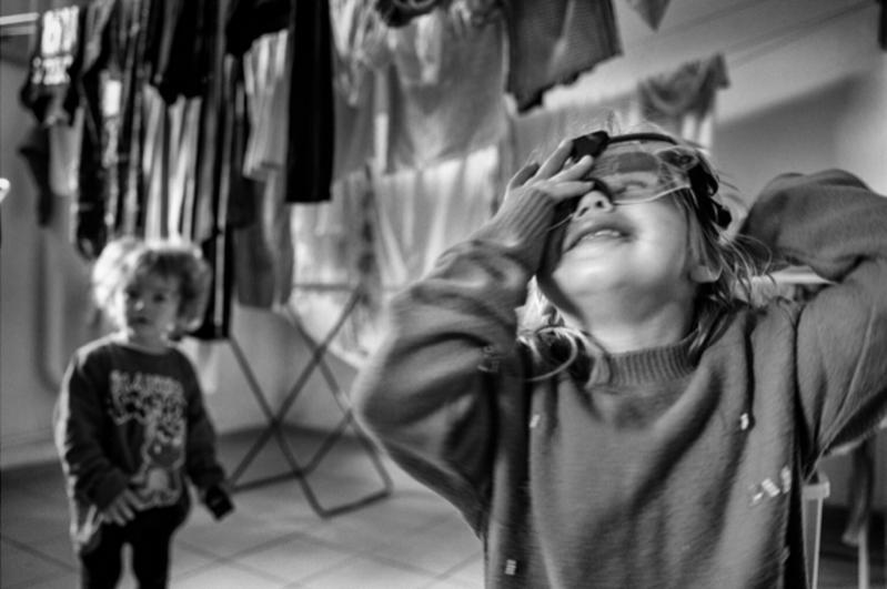 Jan Dobrovský / 400 ASA, Azylový domov pro matky s dětmi v severních Čechách, 2019