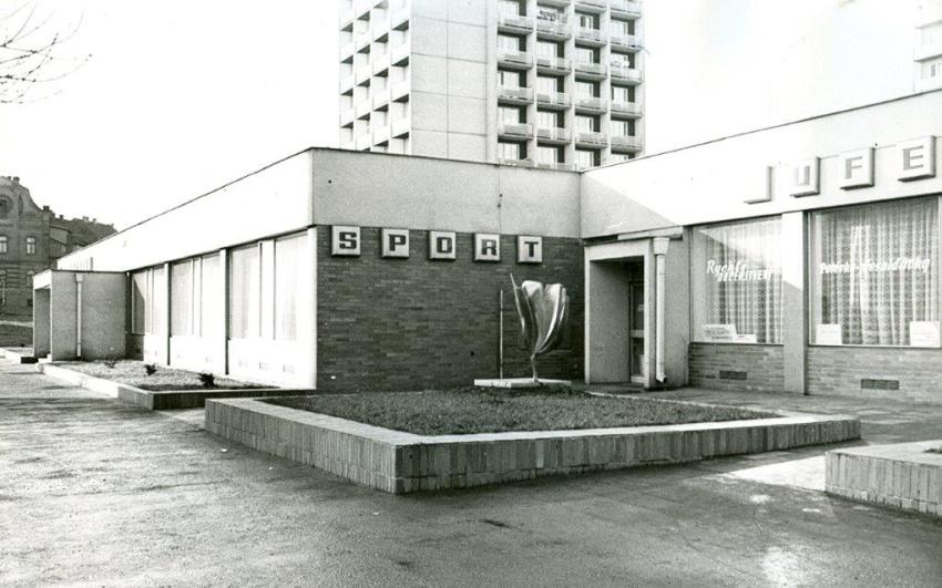 Rudolf Svoboda, Tulip, 1975, Slaný