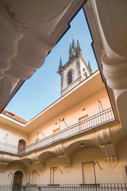 Dům U Kamenného zvonu. Foto Studio Flusser