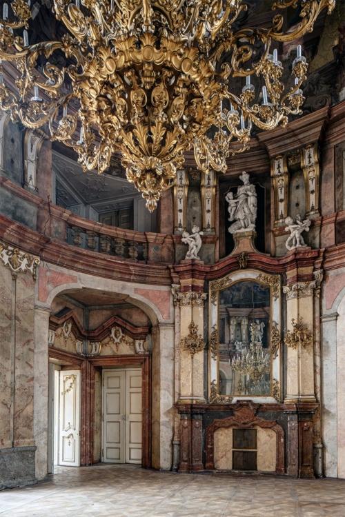 Colloredo-Mansfeldský palác. Foto Tomáš Souček