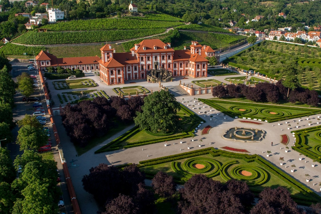 Troja Château. Photo by Vertical Images