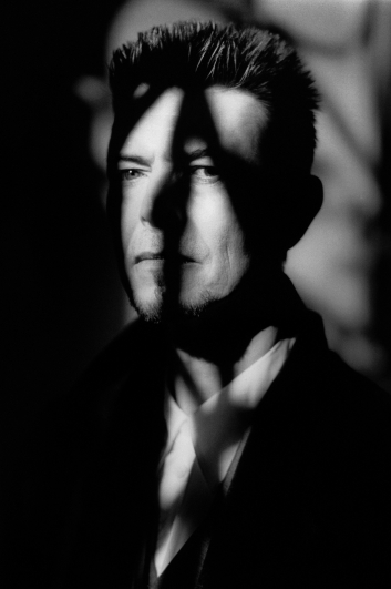 Antonín Kratochvíl, David Bowie