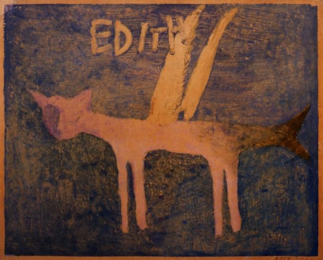 Bedřich Dlouhý, Edith, 1956